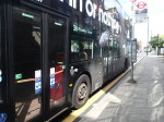 A Black And Dirty New Bus For London