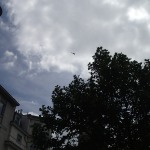 Helicopters Overhead