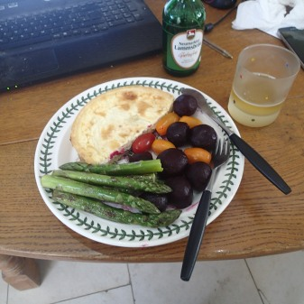 A Supper Of Odds And Ends