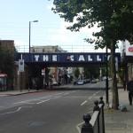 Caldeonian Road and Barnsbury