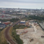 The Crossrail Site At Limmo Is Winding Down
