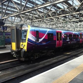 A Transpennine Class 350 In Glasgow