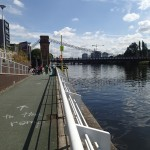 Walking Along The Clyde