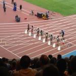 Ladies 100 metres