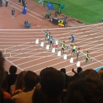 Mens 100 metres