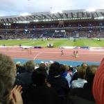 Ladies 400 metres