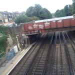 Over The Brighton Main Line