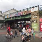 Walking Back To Brixton Tube Station