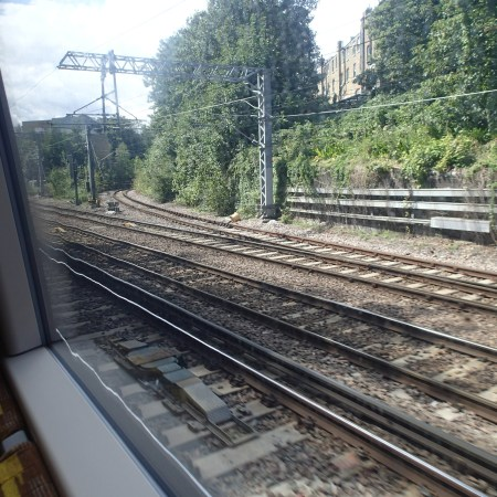 The Canonbury Curve To The East Coast Main Line