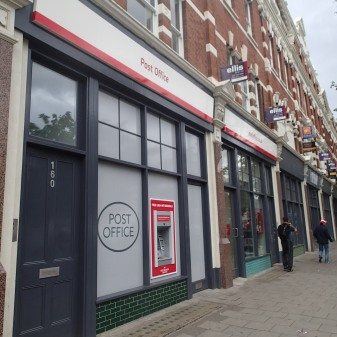 Islington Has Got A Smart New Post Office