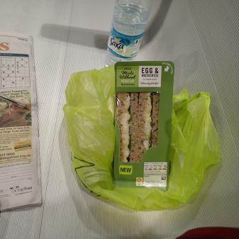 Late Night Sandwiches