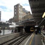 The Overground With The Underground Above
