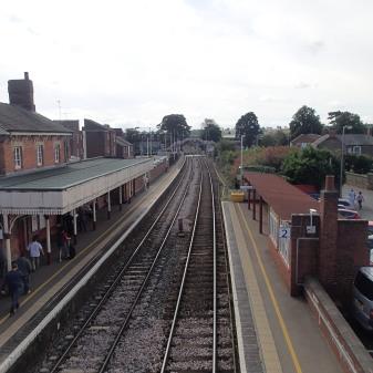 Oakham Station