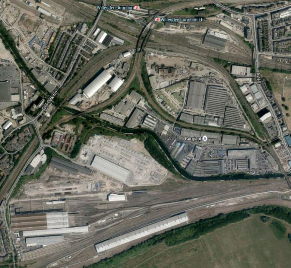 Old Oak Common Area - Downloaded 7th July 2015