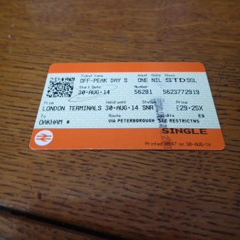 The Orange Tickets Fight On