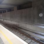 Bare Concrete A Dlston Junction