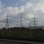 Lots Of Pylons
