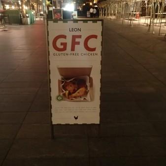 Gluten Free Chicken At Leon
