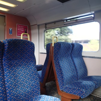 Class 317 Interior