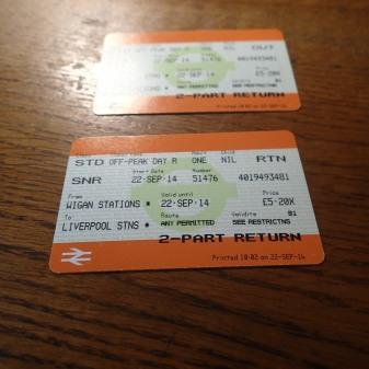 My Liverpool Wigan Tickets