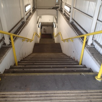 Stairs At Bethnal Green