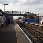 The New Footbridge