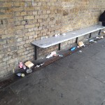 The Station Has A Litter Problem