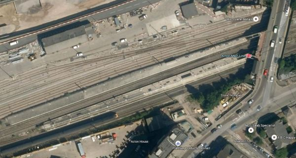 Acton Main Line Station - Downloaded 7th July 2015