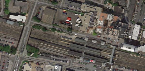 Slough Station - Downloaded 6th July 2015