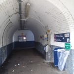 The Tunnel At Turkey Street Station