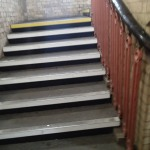The Stairs At Hanwell Station