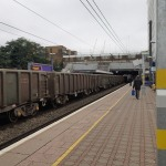 More Freight Goes Through