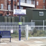 Acton Main Line Station