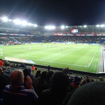 Cardiff 3 - Ipswich 1