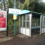 Taff's Well Station