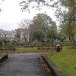 De Beauvoir Square In Autumn