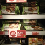 Gluten-Free Fishcakes In M & S At Eastfield