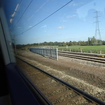 The Rail Line Into London Gateway
