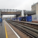 Abbey Wood Gets A Temporary Station