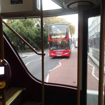 The Superb Rear View On A New Routemaster