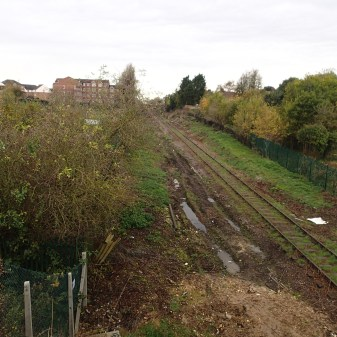 Over The Future Croxley Rail Link