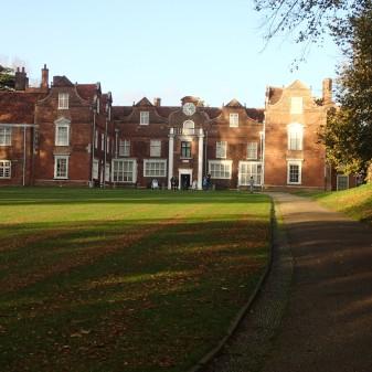 Christchurch Mansion, Ipswich