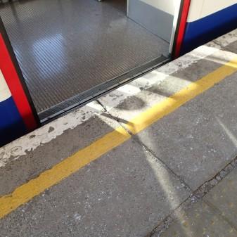 The Tube/Overground Mismatch