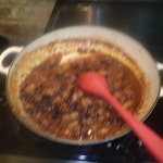11. Add 200g Rinsed Black Turtle Beans. Warm Through Now Or Later
