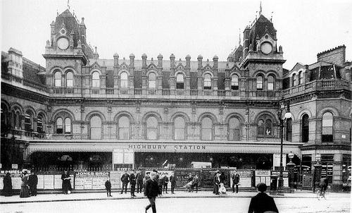 The Old Highbury and Islington Station