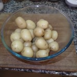 5. Drain And Cool Potatoes