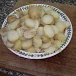 6. Thickly-Slice Potatoes