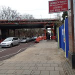 Replacing The Bridge On Tottenham High Road