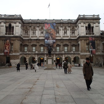 Rubens Has Arrived At The Royal Academy