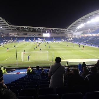 Brighton's Impressive Stadium